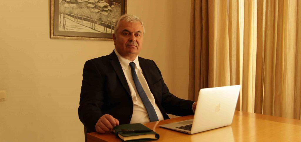 General Director of Akhali Tevzi (Umali) Geno Naskhidashvili 1