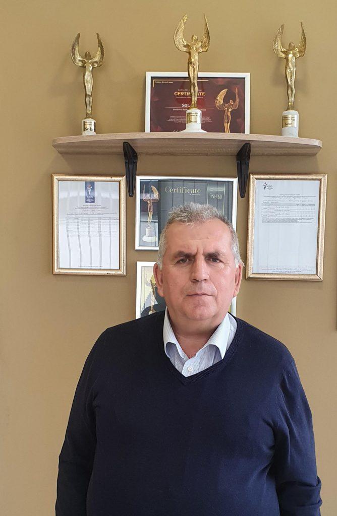 Iuri Tkebuchava, General Director of Solari 3
